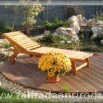 Zahrada ideální pro celou rodinu