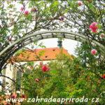 Zahradní brány a loubí